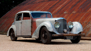 Picture of BENTLEY 'CONTINENTAL TRIALS' AND 1938 'PARIS SALON' BENTLEY For Sale