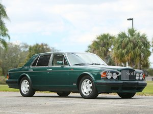 Picture of 1995 Bentley Turbo S  For Sale by Auction