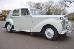 Picture of 1952 Bentley MK VI Manual 4.5 Litre For Sale