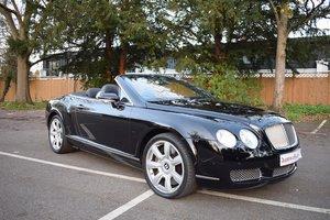 2007/07 Bentley Continental GTC in Beluga