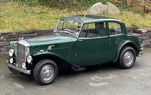 1947 Bentley MK VI H.J.Mulliner Two Door Sports Saloon