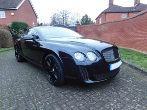 Picture of  2011 Bentley GT Continental Super Sports W12 Coupe low miles