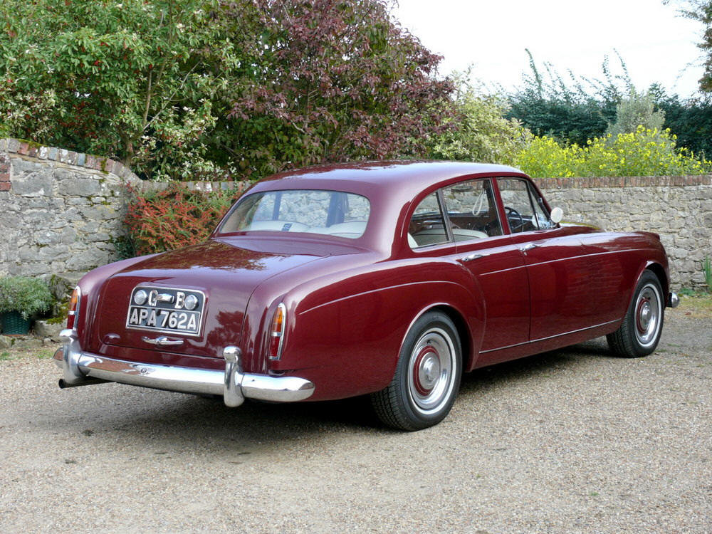 1961 Bentley S2 Continental Flying Spur by H.J Mulliner For Sale (picture 3 of 12)