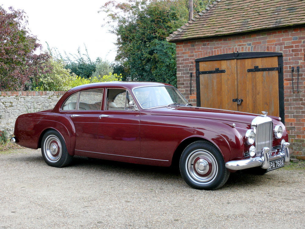 1961 Bentley S2 Continental Flying Spur by H.J Mulliner For Sale (picture 4 of 12)