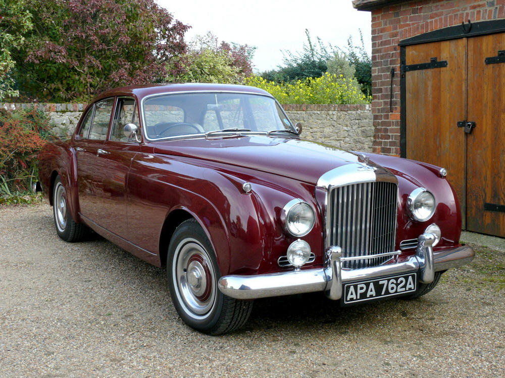 1961 Bentley S2 Continental Flying Spur by H.J Mulliner For Sale (picture 5 of 12)