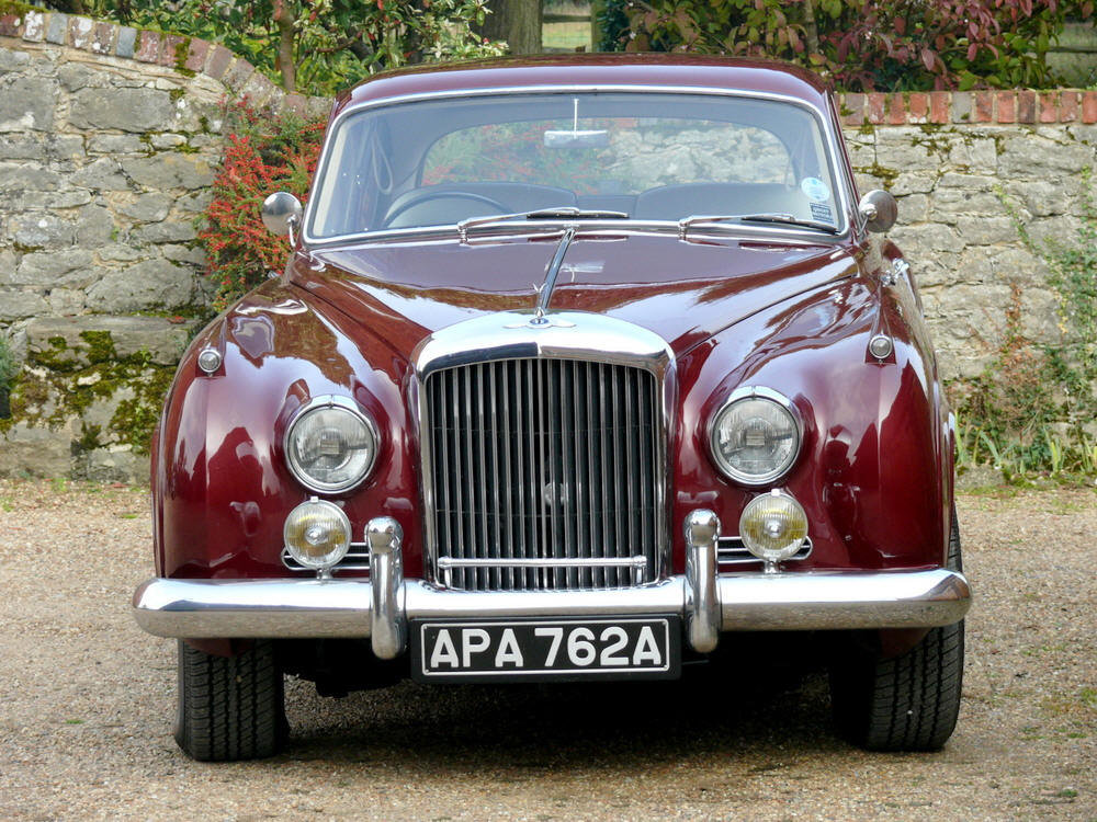 1961 Bentley S2 Continental Flying Spur by H.J Mulliner For Sale (picture 6 of 12)