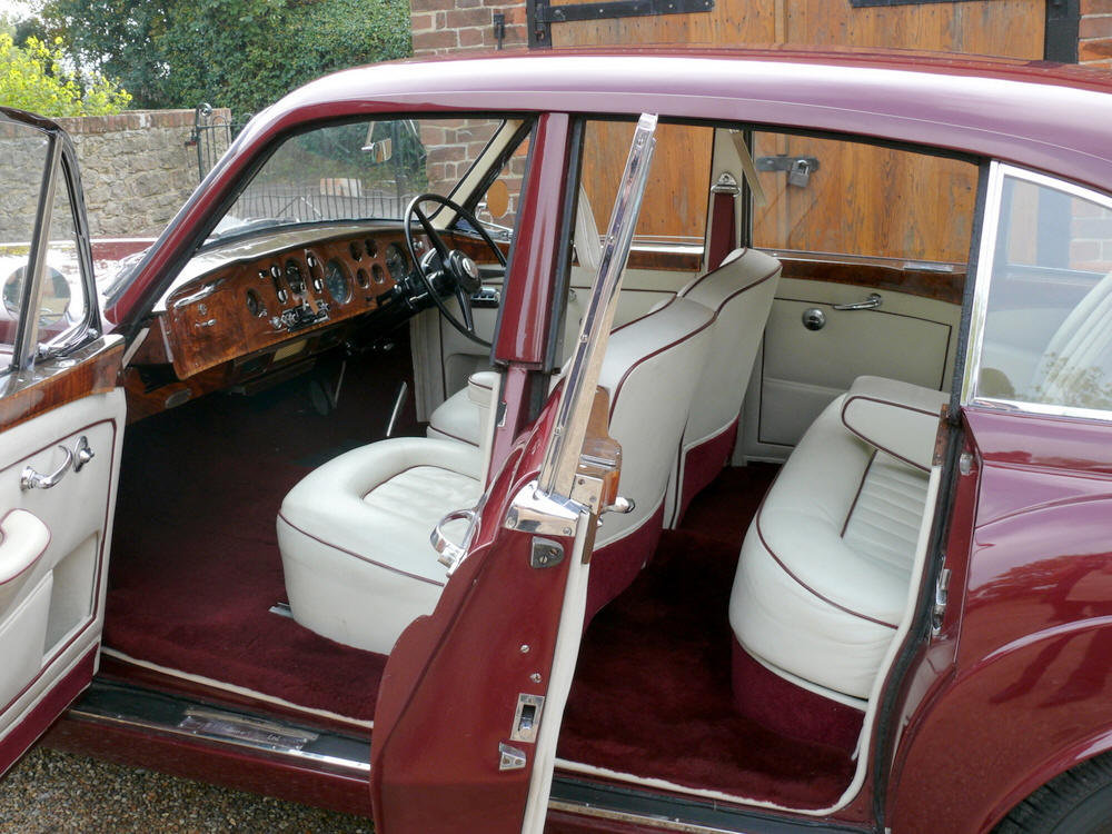 1961 Bentley S2 Continental Flying Spur by H.J Mulliner For Sale (picture 7 of 12)