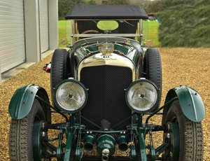 Picture of 1928 BENTLEY SIX & A HALF LITRE For Sale