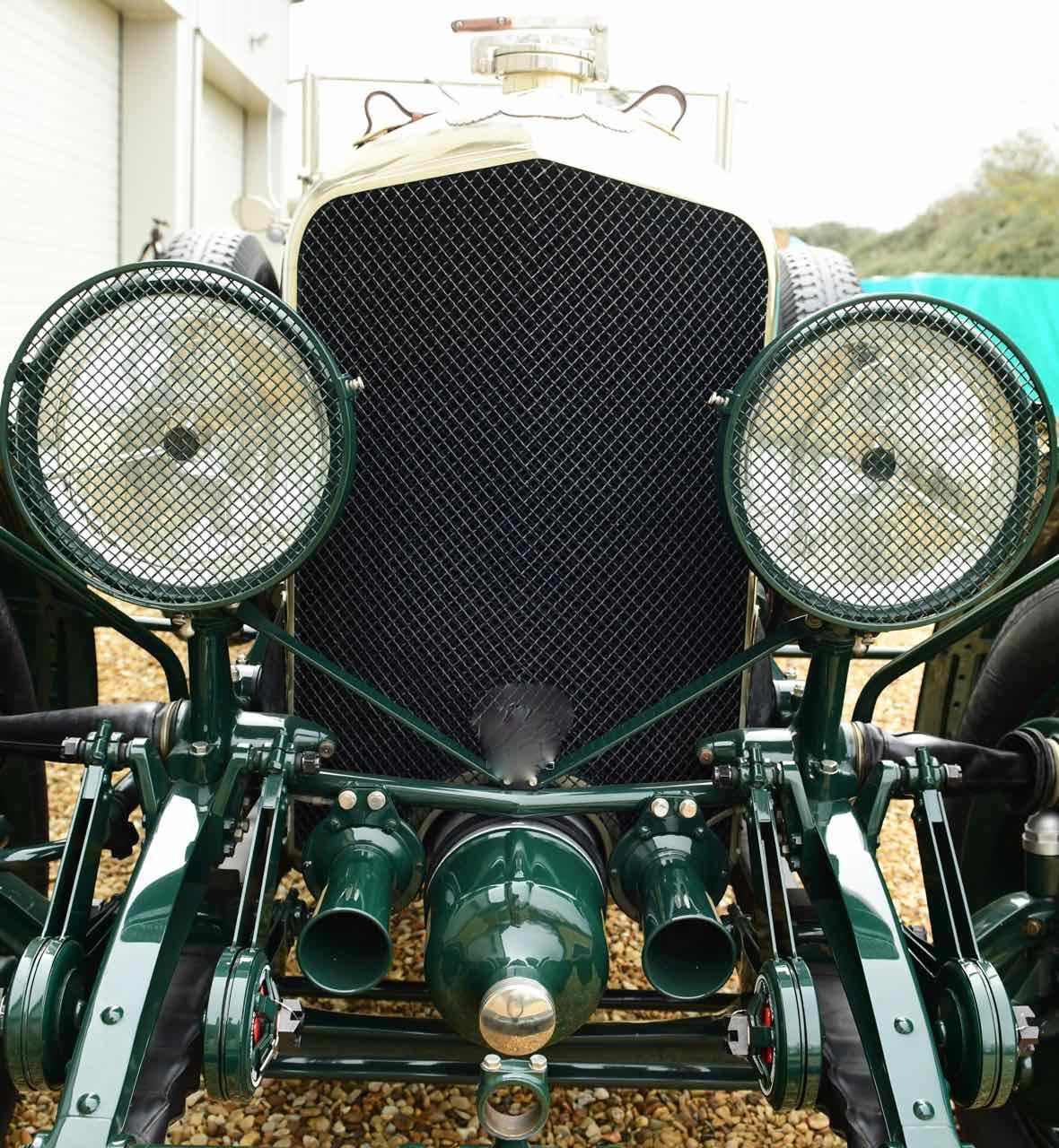 1928 BENTLEY SIX & A HALF LITRE For Sale (picture 2 of 12)