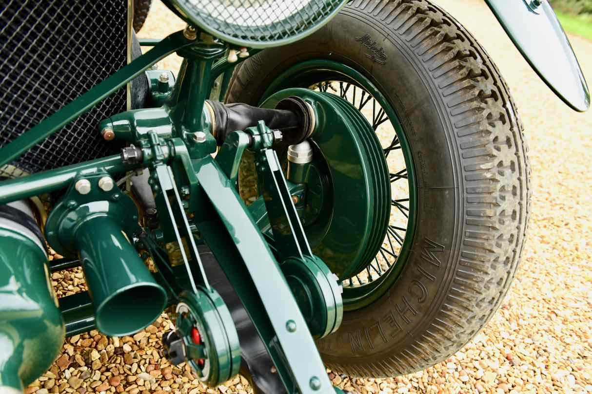 1928 BENTLEY SIX & A HALF LITRE For Sale (picture 7 of 12)