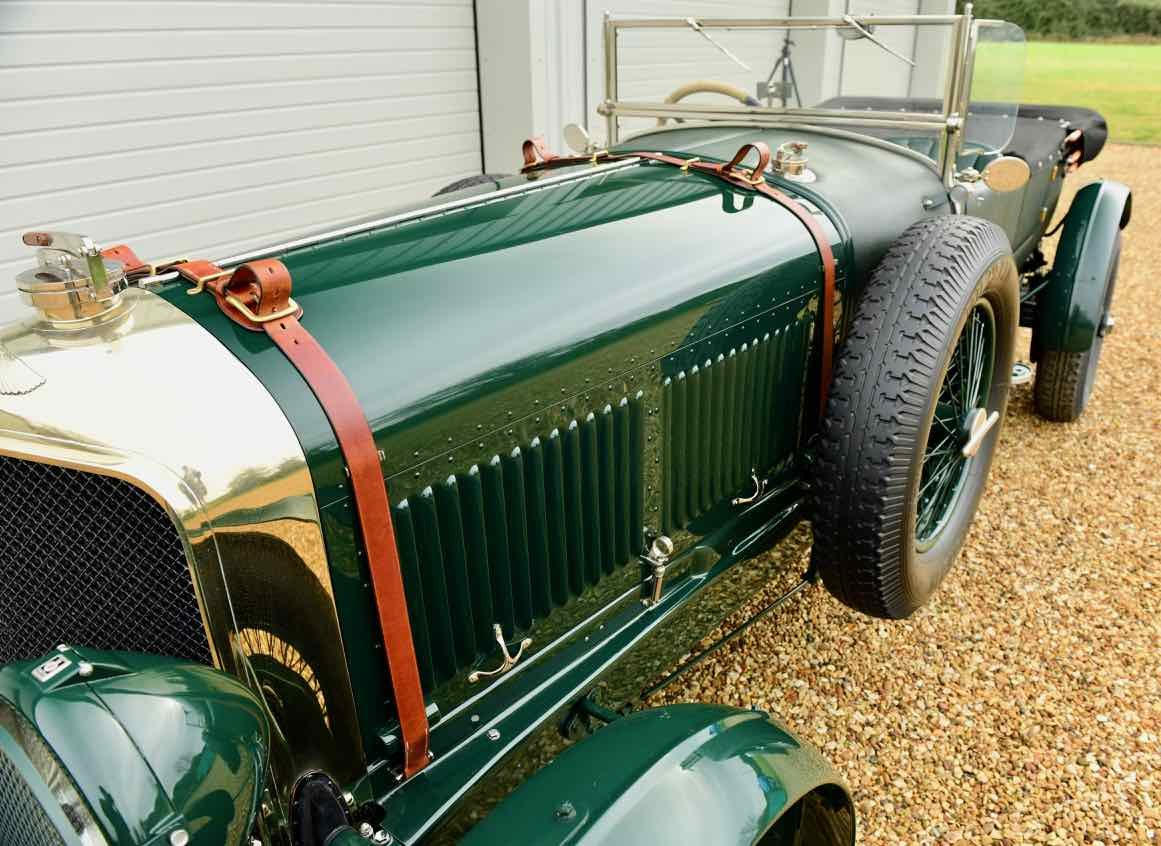 1928 BENTLEY SIX & A HALF LITRE For Sale (picture 8 of 12)
