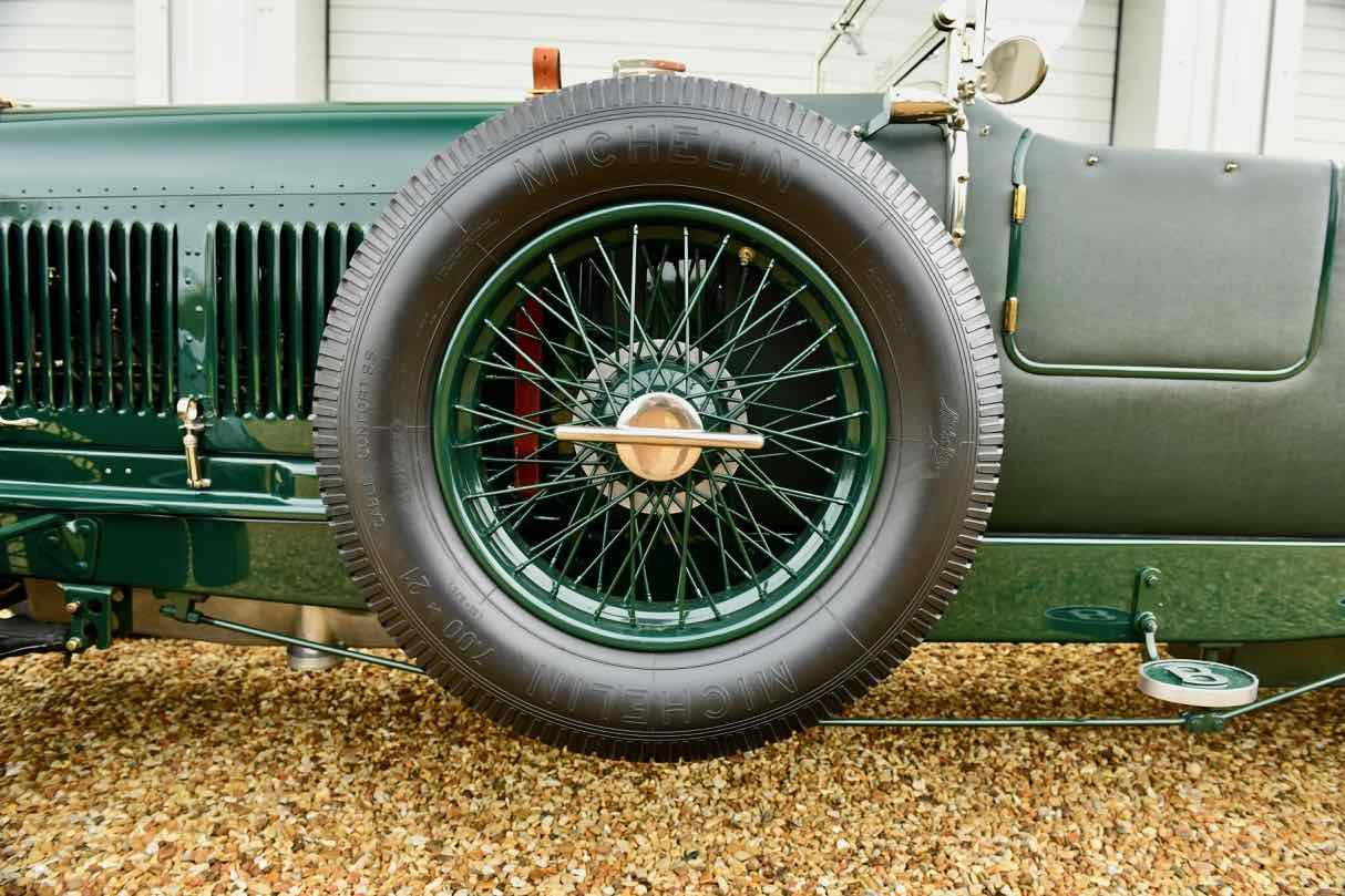 1928 BENTLEY SIX & A HALF LITRE For Sale (picture 9 of 12)