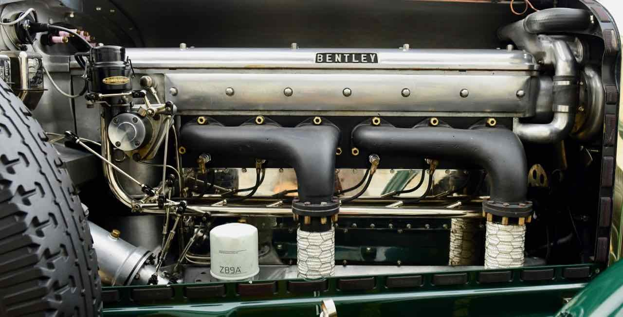 1928 BENTLEY SIX & A HALF LITRE For Sale (picture 10 of 12)