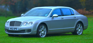 Picture of 2012 BENTLEY CONTINENTAL MULLINER FLYING SPUR For Sale