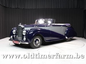 Picture of 1951 Bentley MK6 Drophead Coupé by Park Ward Coachwork '51 For Sale