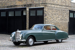 Picture of 1954 Bentley R-Type Continental LHD Fastback Sports Saloon b For Sale