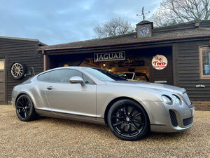 Picture of 2011 BENTLEY CONTINENTAL GT SUPERSPORTS, JUST SERVICED & M.O.T'D For Sale