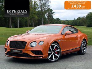 Picture of 2017 Bentley CONTINENTAL GT SOLD