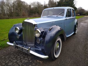 Picture of 1951 Bentley Mark VI For Sale by Auction