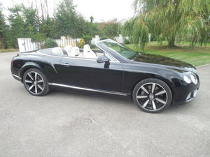 Picture of 2012 BENTLEY GTC MULINER CONVERTIBLE For Sale