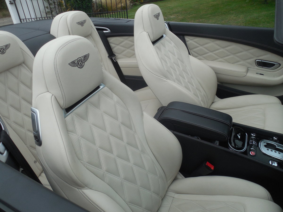2012 BENTLEY GTC MULINER CONVERTIBLE For Sale (picture 9 of 15)