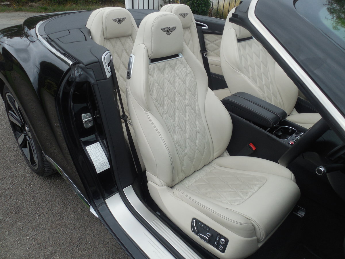 2012 BENTLEY GTC MULINER CONVERTIBLE For Sale (picture 11 of 15)