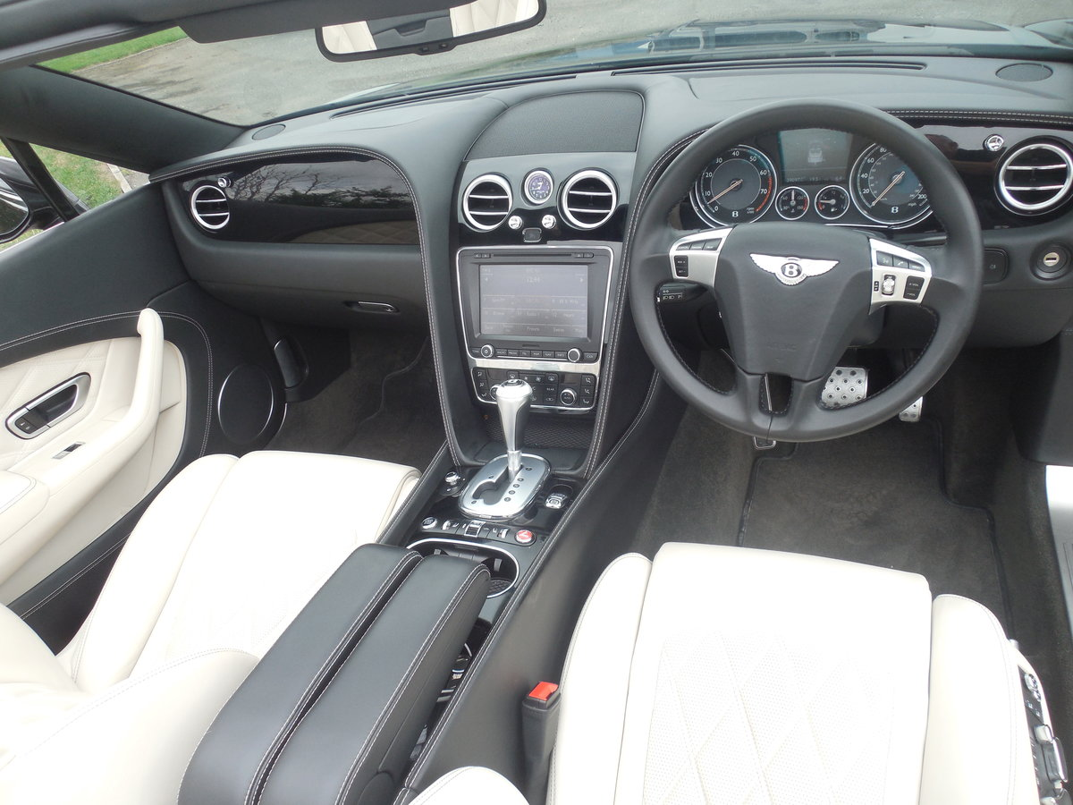 2012 BENTLEY GTC MULINER CONVERTIBLE For Sale (picture 13 of 15)