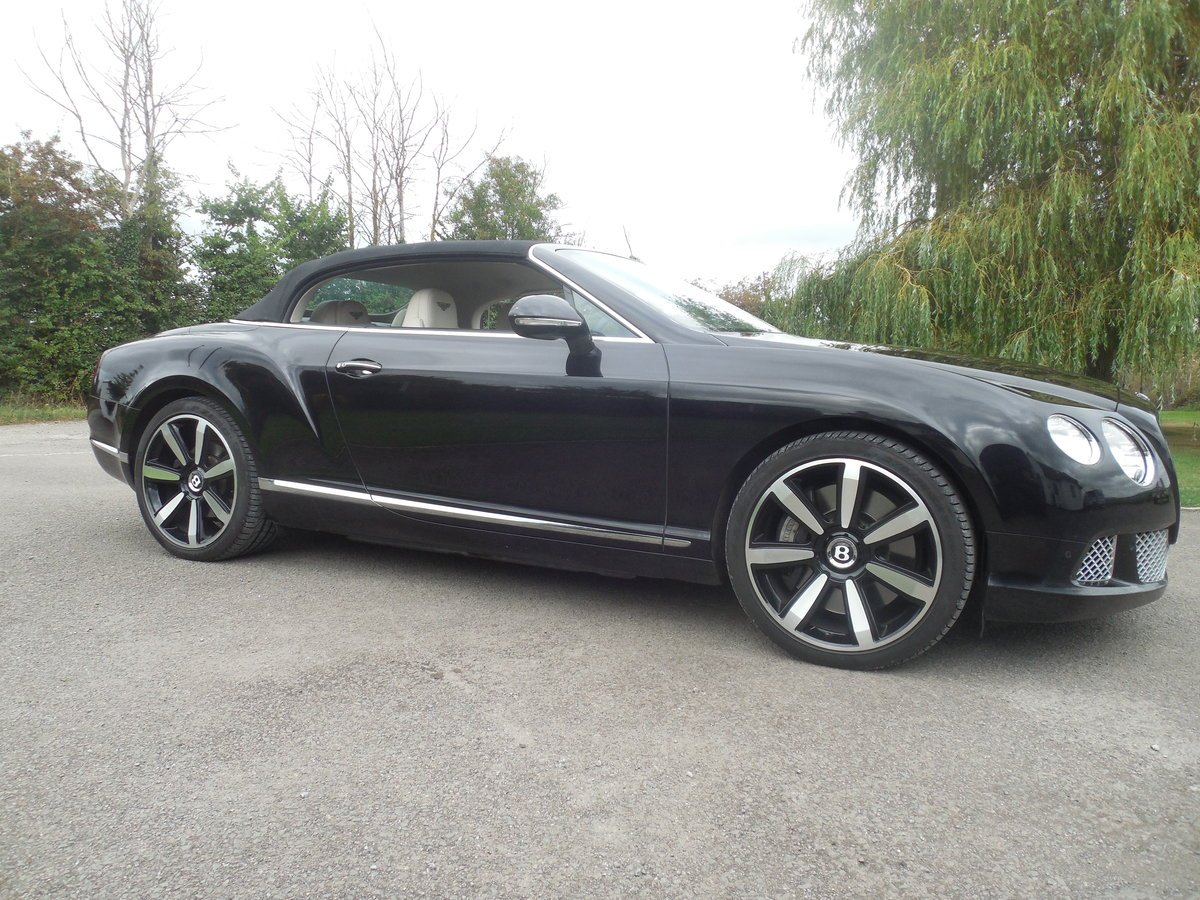 2012 BENTLEY GTC MULINER CONVERTIBLE For Sale (picture 14 of 15)