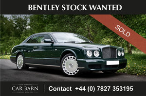 Picture of 2005 Bentley Stock Wanted For Sale