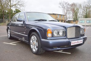 Picture of 1998 S Bentley Arnage Green Label in Meteor Blue For Sale