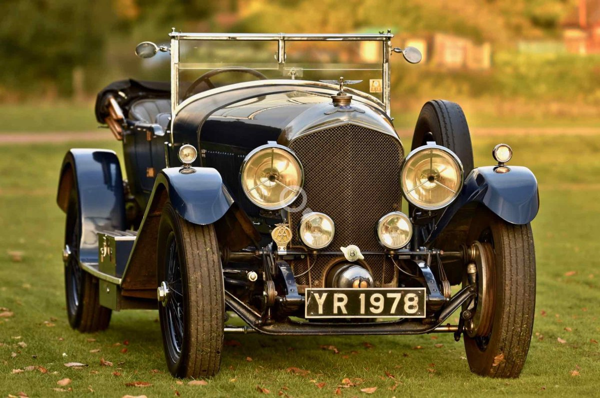1926 Bentley 6 1/2 Litre Tourer. For Sale (picture 2 of 12)