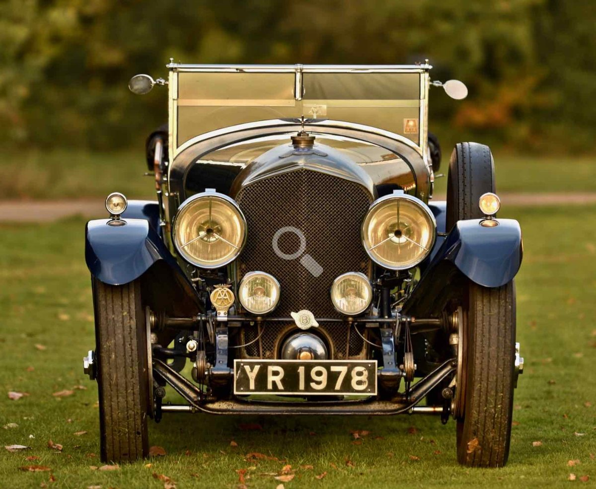 1926 Bentley 6 1/2 Litre Tourer. For Sale (picture 3 of 12)