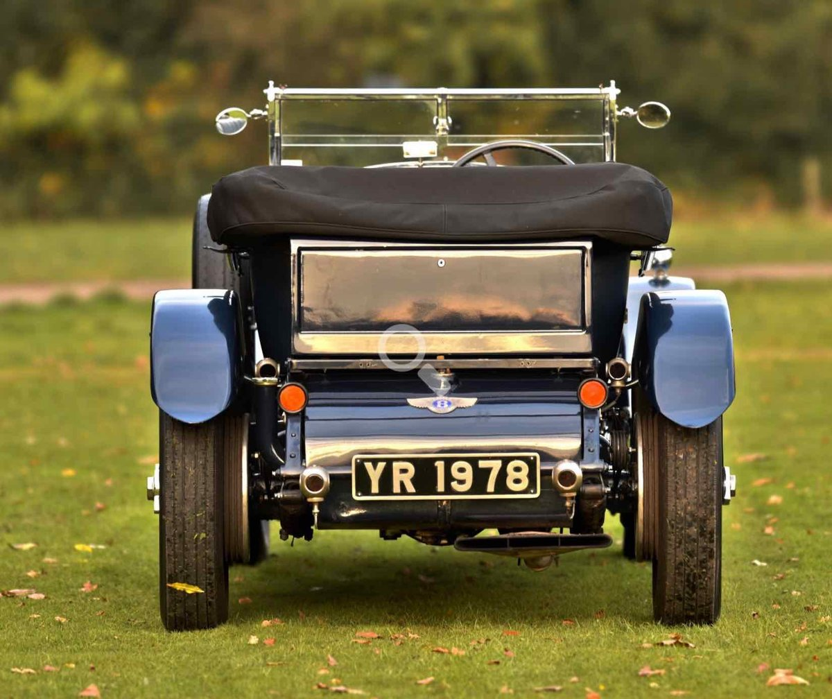 1926 Bentley 6 1/2 Litre Tourer. For Sale (picture 6 of 12)