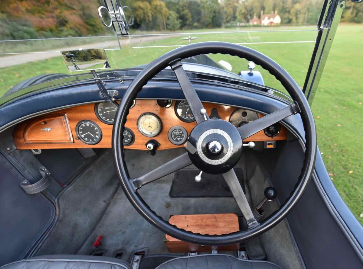 1926 Bentley 6 1/2 Litre Tourer. For Sale (picture 8 of 12)