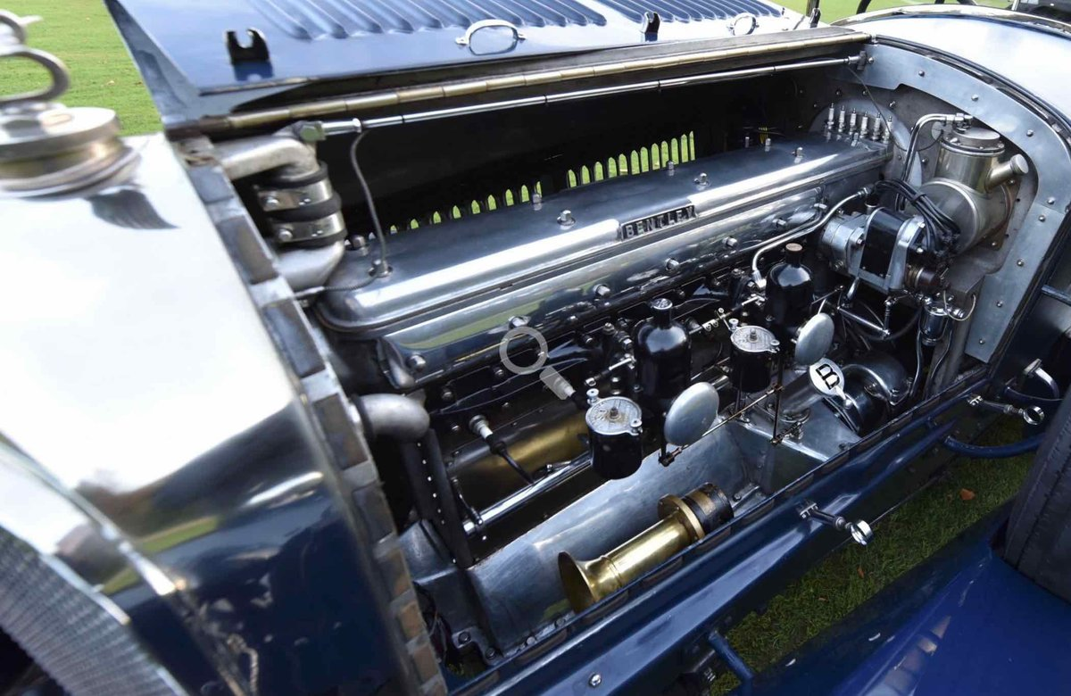 1926 Bentley 6 1/2 Litre Tourer. For Sale (picture 9 of 12)