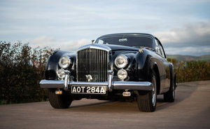 1952 Bentley Continental S2 'Flying Spur' by H.J. Mulliner For Sale (picture 1 of 8)
