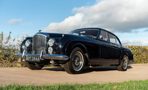 1952 Bentley Continental S2 'Flying Spur' by H.J. Mulliner For Sale (picture 2 of 8)