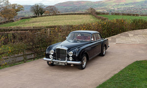 1952 Bentley Continental S2 'Flying Spur' by H.J. Mulliner For Sale (picture 8 of 8)