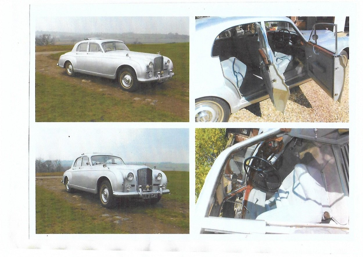 1957 Bentley S1 Continental By James Young For Sale (picture 1 of 1)