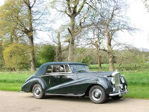 Picture of 1952 Bentley MKVI 4.5 Litre Drophead Coupe For Sale by Auction