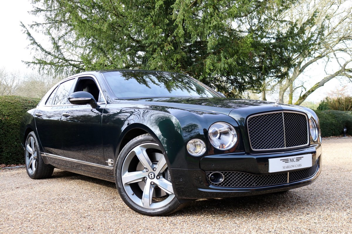 2016 bentley mulsanne speed Premier Spec For Sale (picture 1 of 12)