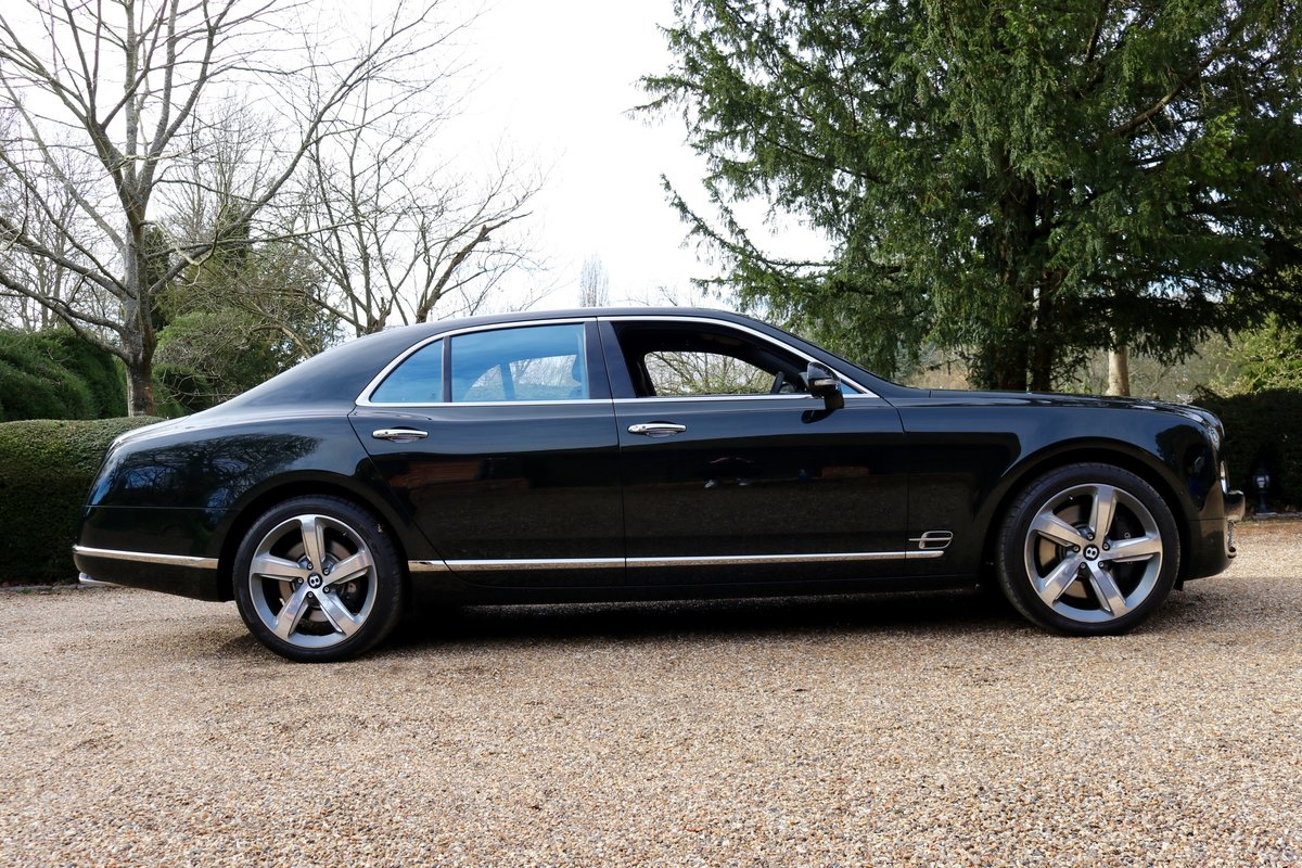 2016 bentley mulsanne speed Premier Spec For Sale (picture 3 of 12)