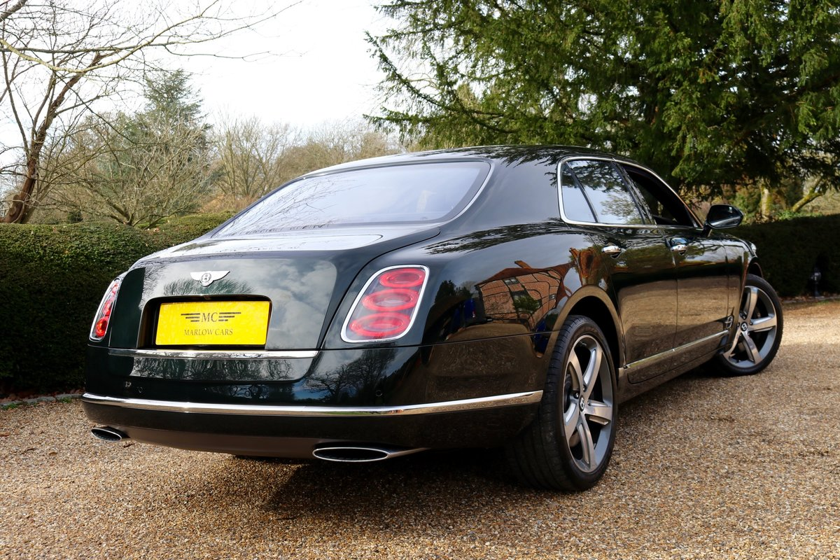 2016 bentley mulsanne speed Premier Spec For Sale (picture 10 of 12)