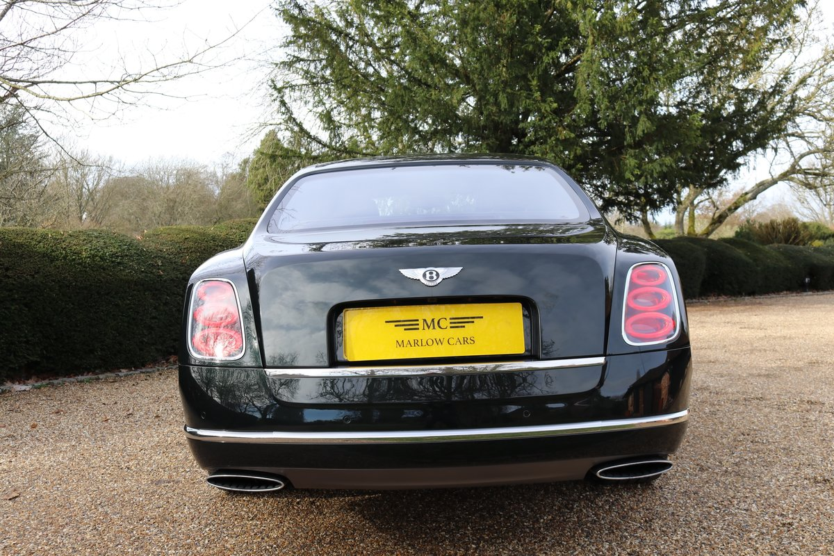 2016 bentley mulsanne speed Premier Spec For Sale (picture 12 of 12)
