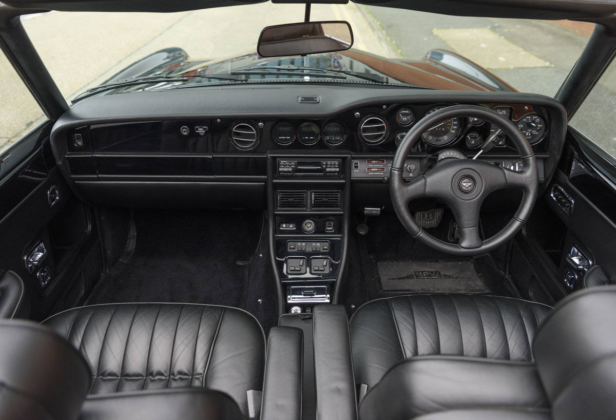 1988 Bentley Continental Convertible (RHD) For Sale (picture 14 of 31)