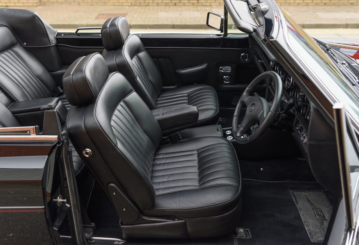 1988 Bentley Continental Convertible (RHD) For Sale (picture 19 of 31)