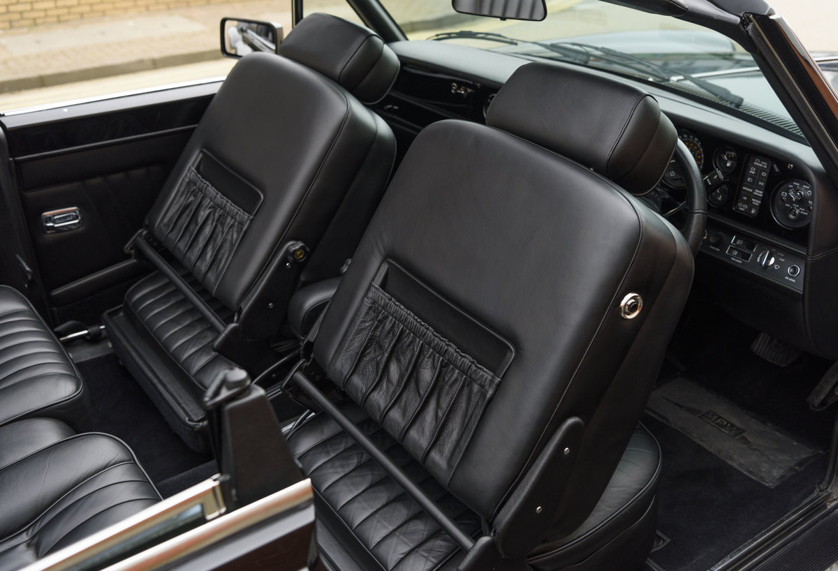 1988 Bentley Continental Convertible (RHD) For Sale (picture 25 of 31)