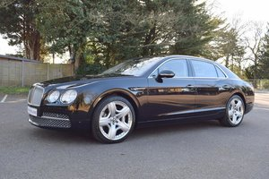 Picture of 2015/15 Bentley Flying Spur Mulliner W12 in Onyx For Sale