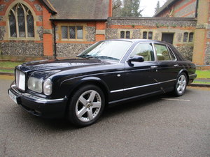 Picture of BENTLEY ARNAGE RED LABEL 2000 W REG 59,400 MILES ONLY For Sale