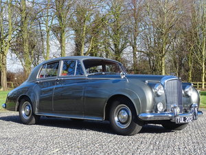 Picture of 1957 Bentley S1 Saloon 27th April For Sale by Auction